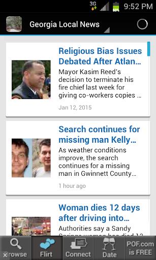 Georgia Local News