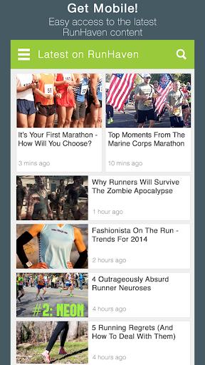 RunHaven - Running Daily