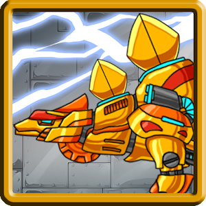 Dino Robot – Stego Gold for PC and MAC