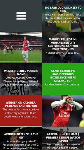 Arsenal Capsule