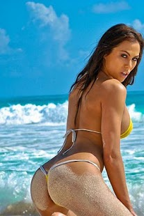 Thong Bikini Beach wallpaper - screenshot thumbnail