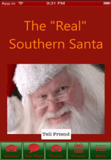 The Real Southern Santa
