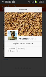 Nabiyon Sosyal Ağ - screenshot thumbnail