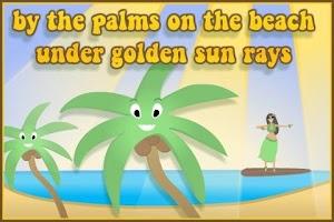 Screenshot of Joy, a children's book