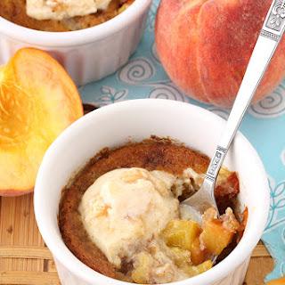 Peach Cobbler for Two Recipe