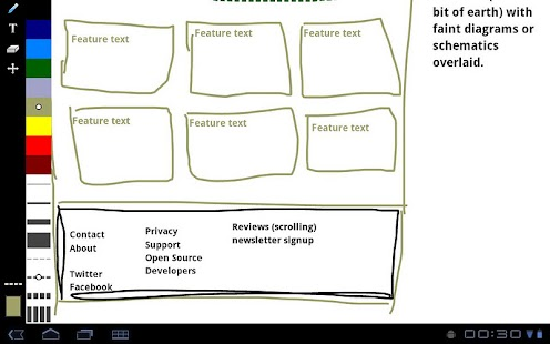 SyncSpace Shared Whiteboard- screenshot thumbnail