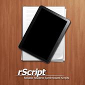 rScript