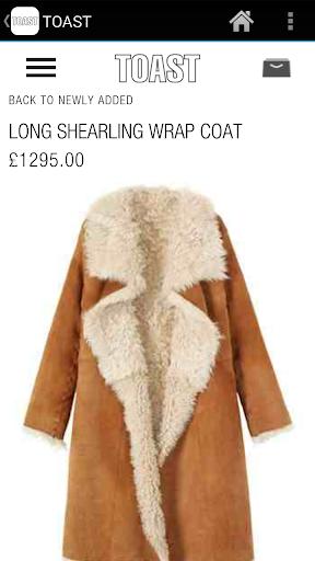 Shop Toast Fashion Clothing