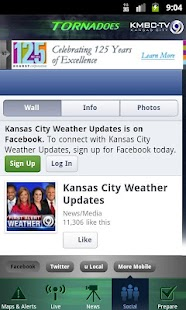 Tornadoes KMBC 9 - Kansas City - screenshot thumbnail