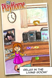 My PlayHome Lite - Doll House- screenshot thumbnail