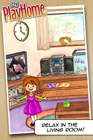 My PlayHome Lite - Doll House- screenshot
