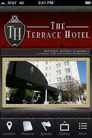 The Terrace Hotel- screenshot