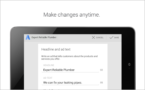 AdWords Express - screenshot thumbnail