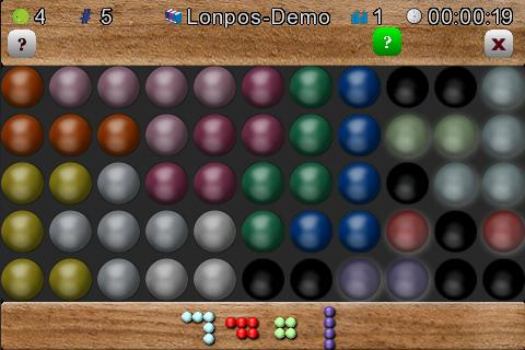 Mobile Lonpos - screenshot