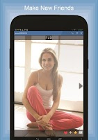 Screenshot of DroidMSG - Chat & Video Calls