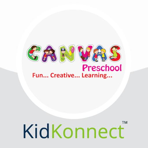 Canvas Preschool - KidKonnect™ LOGO-APP點子