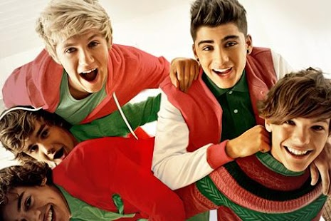 One Direction Christmas - screenshot thumbnail