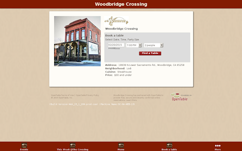 Woodbridge Crossing- screenshot thumbnail
