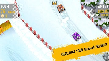Screenshot of Red Bull Kart Fighter 3