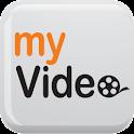 myVideo影音(手機)-電影動漫NBA新聞幼兒線上看 icon