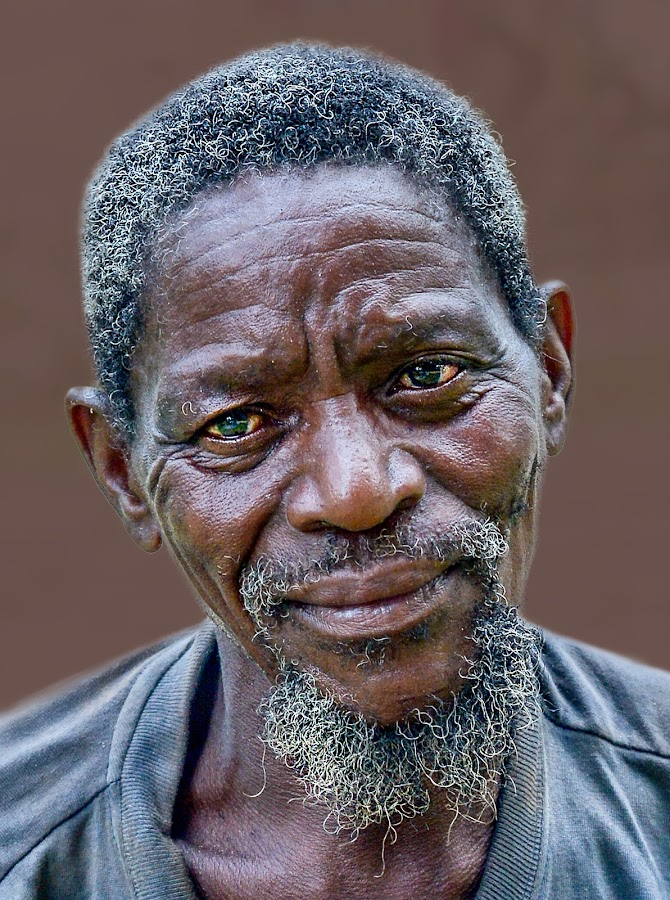 by Leon Myburgh - People Portraits of Men (  )