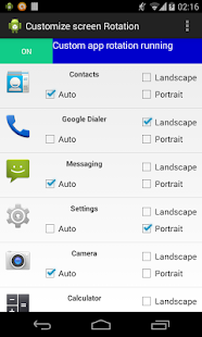 Screen Rotation Toggle control- screenshot thumbnail