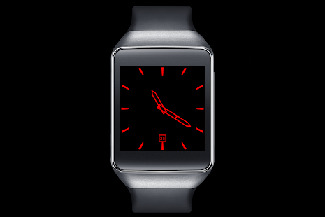 A34 WatchFace for Android Wear- screenshot thumbnail