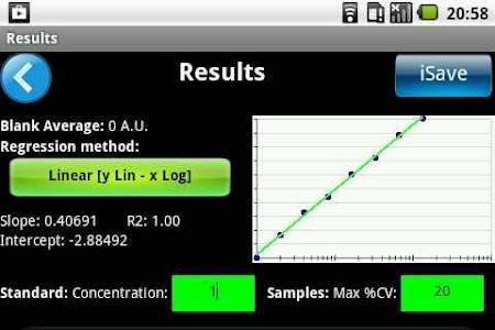 ELISA Plate Reader screenshot 1