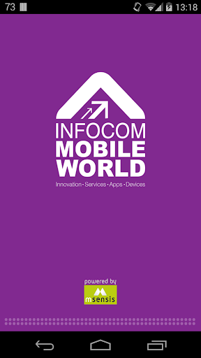 5th Infocom Mobile World 2015