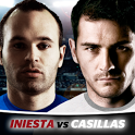 Iniesta VS. Casillas icon