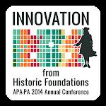 APA PA Conference 2014