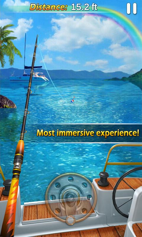 Fishing mania 3d android apps on google play for Fish mania game