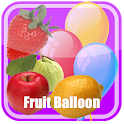 Pop Fruit Balloon