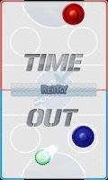 Screenshot of Air Hockey Cross