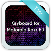 Keyboard for Motorola Razr HD