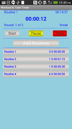 【免費健康App】Workout & Task Timer-APP點子