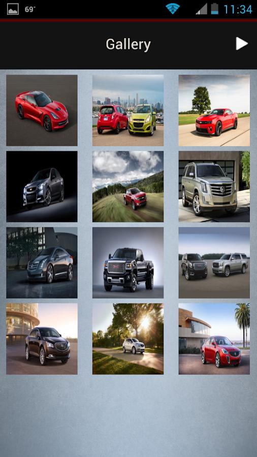 Austin Auto Show - screenshot