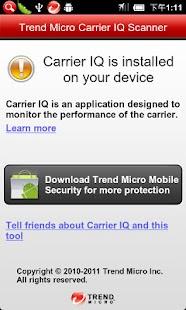 玩免費工具APP 下載Carrier IQ Scanner app不用錢 硬是要APP