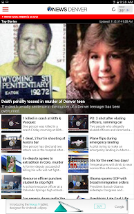 7NEWS Denver - screenshot thumbnail