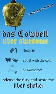 das Cowbell PREMIUM- screenshot thumbnail