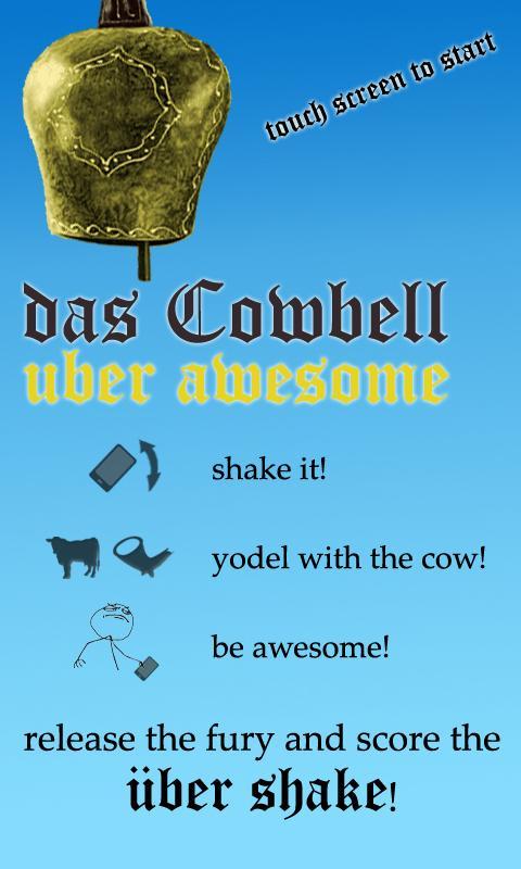 das Cowbell PREMIUM - screenshot