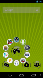 CircleLauncher Screenshot 3