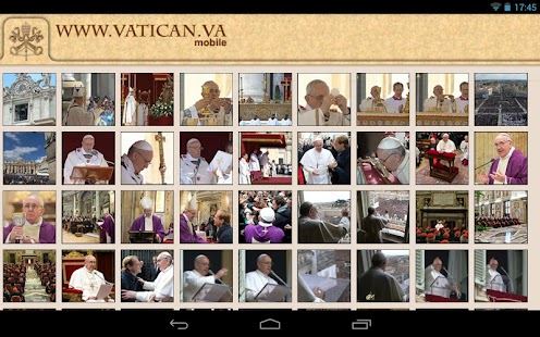 Vatican.va- screenshot thumbnail