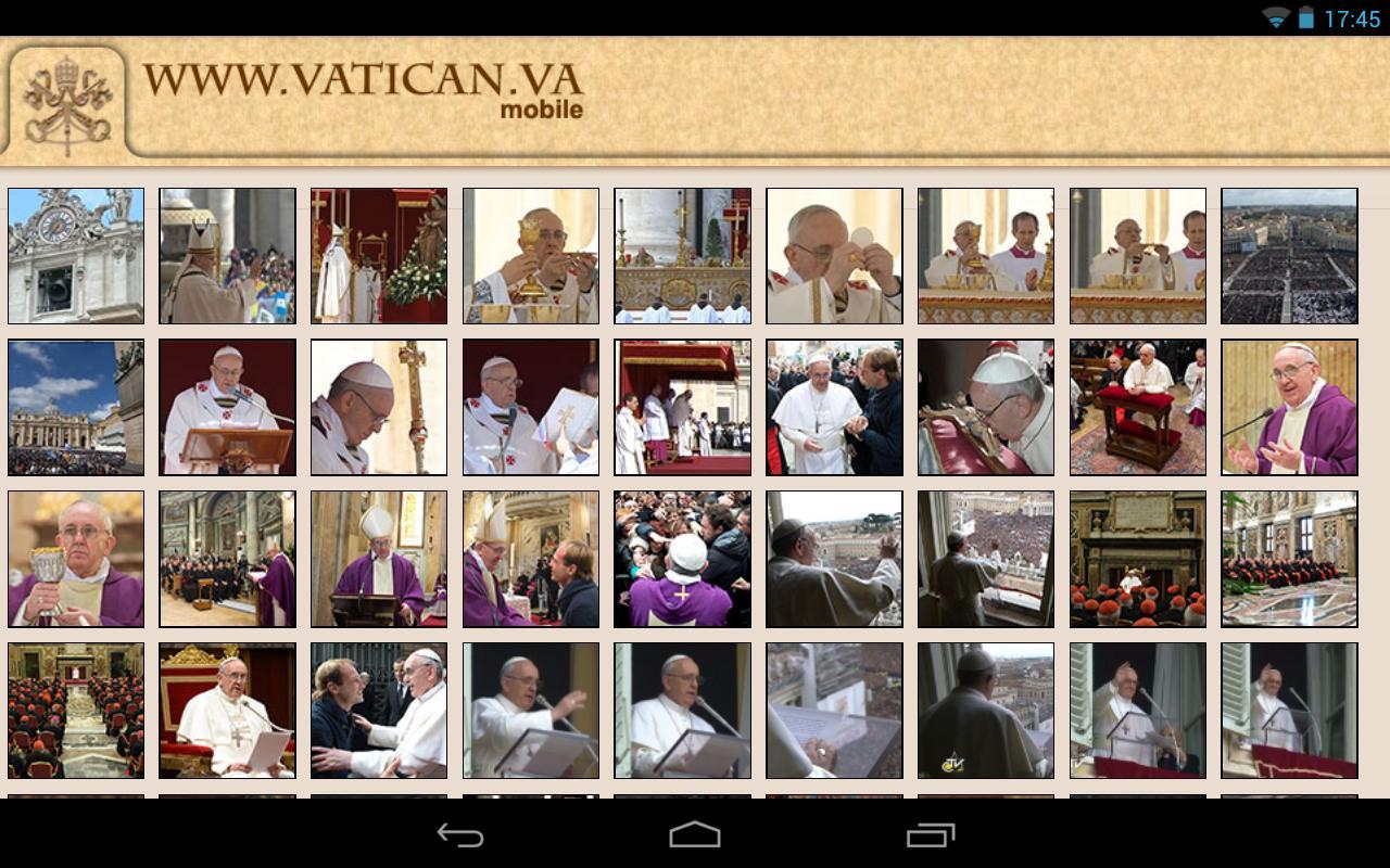Vatican.va - screenshot