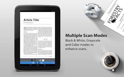 Tiny Scan Pro: PDF Scanner - screenshot thumbnail