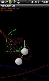 Pendulum Lab Physics Simulator- screenshot thumbnail
