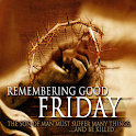 Good Friday Luke 9:22 3D LWP logo