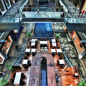 The Shoppes at Marina Bay Sands by Shahrul A Hamid - Buildings & Architecture Other Interior