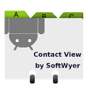 Contact View Free icon