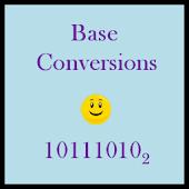 Base conversion/gates/logic